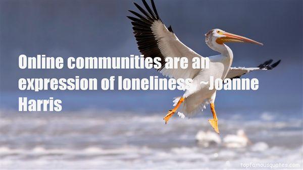 Joanne Harris Quotes