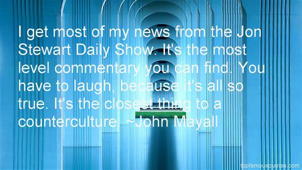 John Mayall Quotes