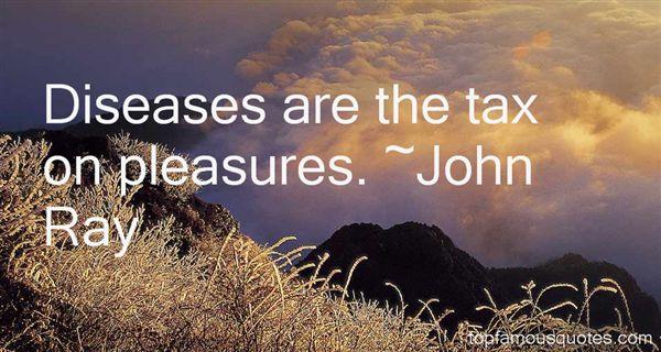 John Ray Quotes