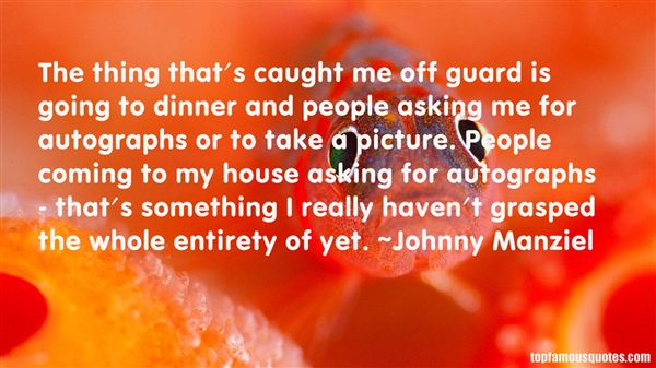 Johnny Manziel Quotes