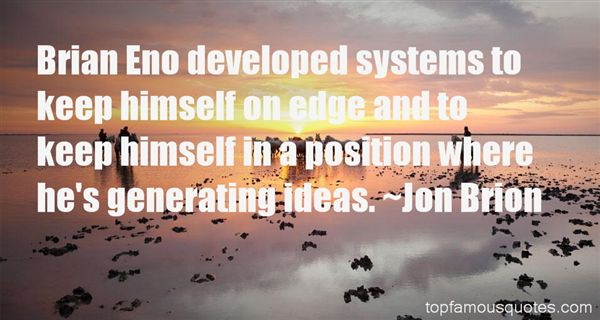 Jon Brion Quotes