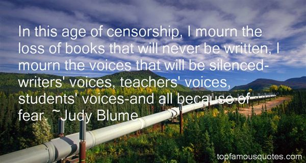 Judy Blume Quotes