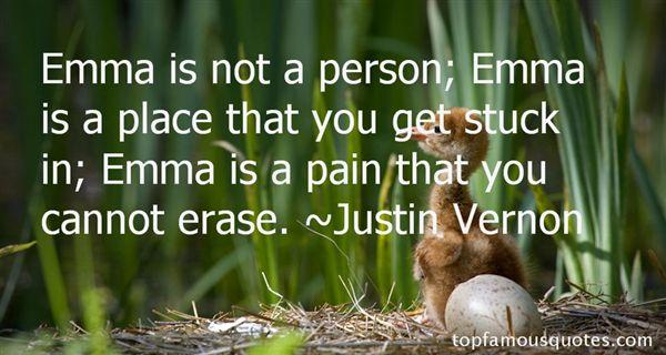 Justin Vernon Quotes