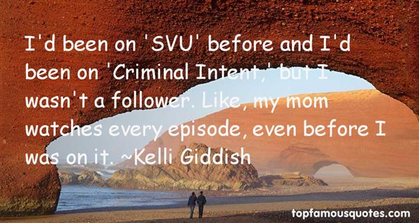 Kelli Giddish Quotes
