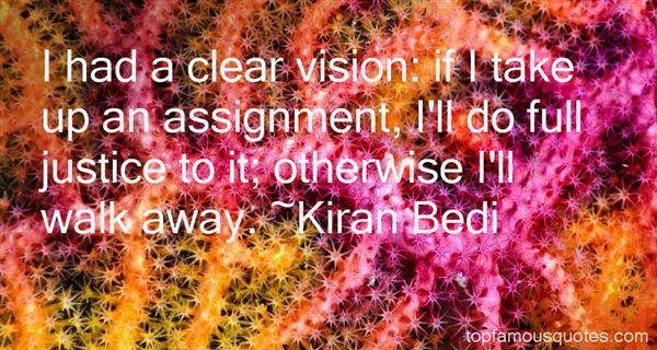 Kiran Bedi Quotes