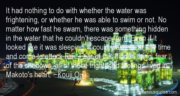 Kouji Ouji Quotes