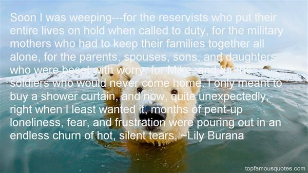 Lily Burana Quotes