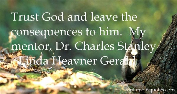 Linda Heavner Gerald Quotes