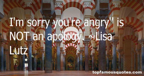 Lisa Lutz Quotes