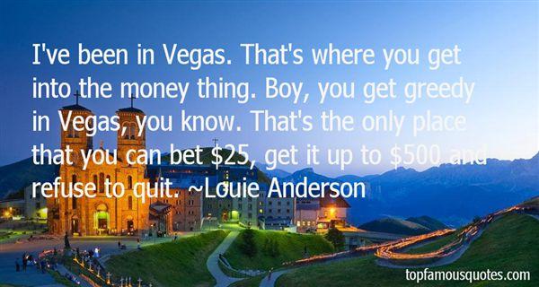 Louie Anderson Quotes