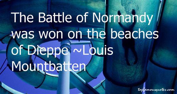 Louis Mountbatten Quotes