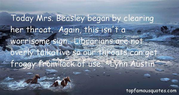 Lynn Austin Quotes