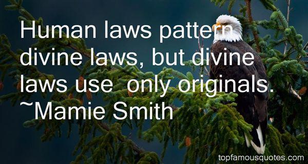 Mamie Smith Quotes
