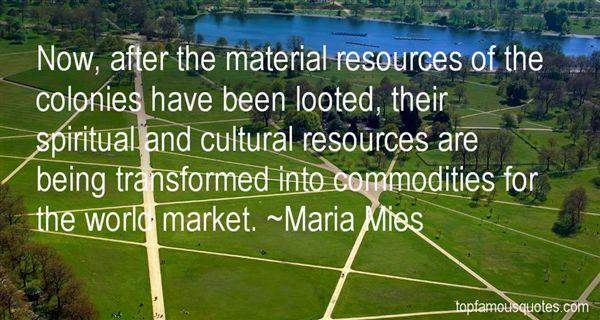 Maria Mies Quotes