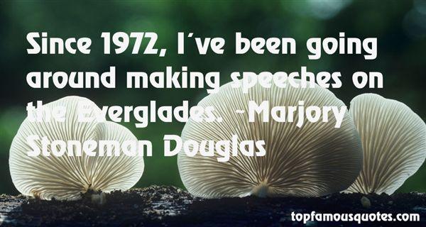 Marjory Stoneman Douglas Quotes