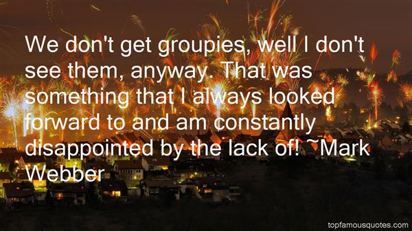 Mark Webber Quotes
