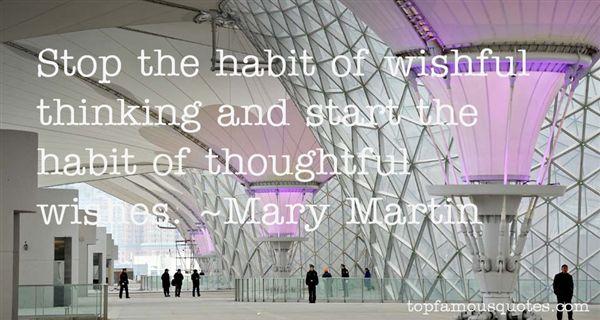 Mary Martin Quotes