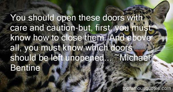 Michael Bentine Quotes