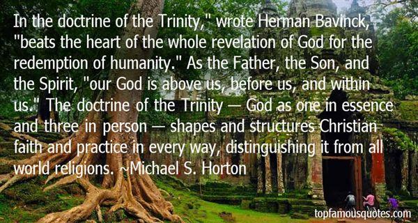 Michael S. Horton Quotes