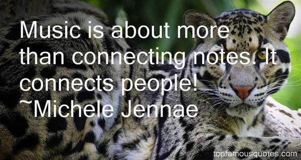 Michele Jennae Quotes