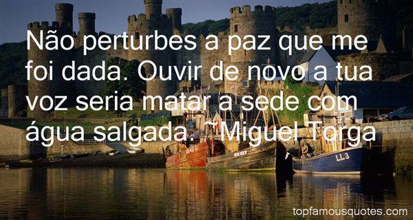 Miguel Torga Quotes