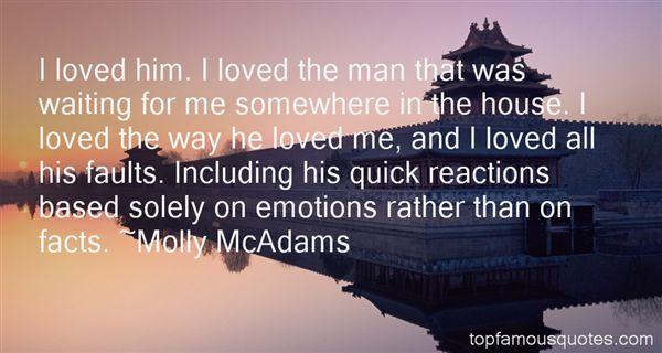 Molly McAdams Quotes