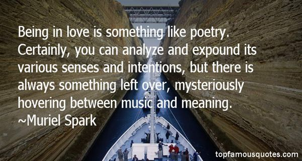 Muriel Spark Quotes