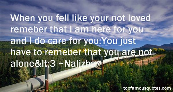 Nalizha Quotes