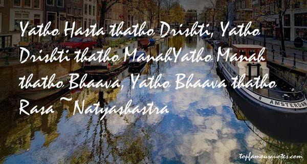 Natyashastra Quotes