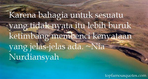 Nia Nurdiansyah Quotes
