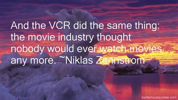 Niklas Zennstrom Quotes