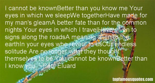 Paul Éluard Quotes