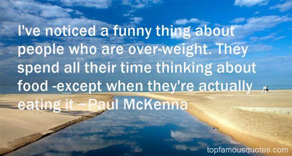 Paul McKenna Quotes