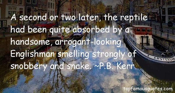 P.B. Kerr Quotes