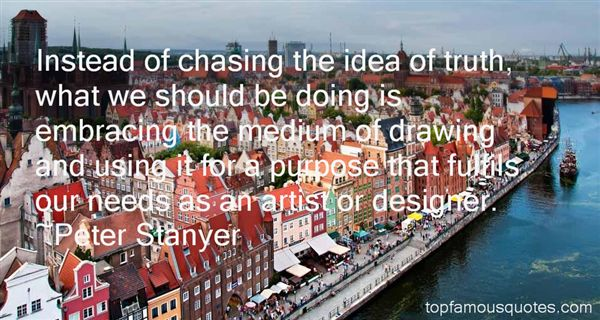Peter Stanyer Quotes