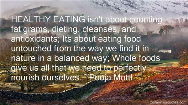 Pooja Mottl Quotes