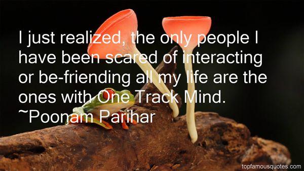 Poonam Parihar Quotes