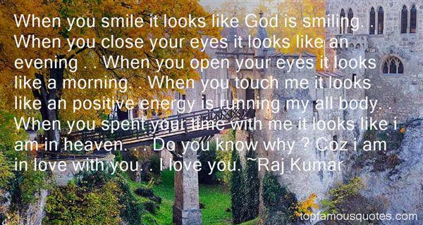 Raj Kumar Quotes