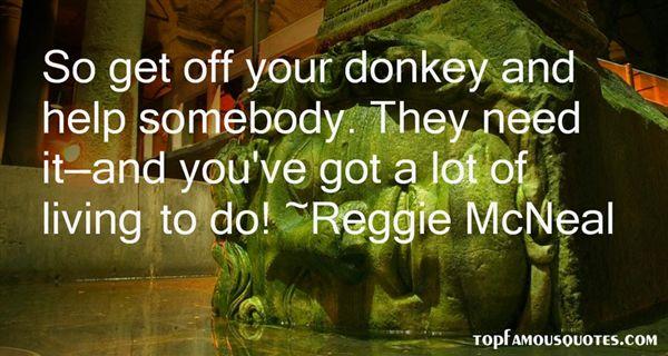 Reggie McNeal Quotes