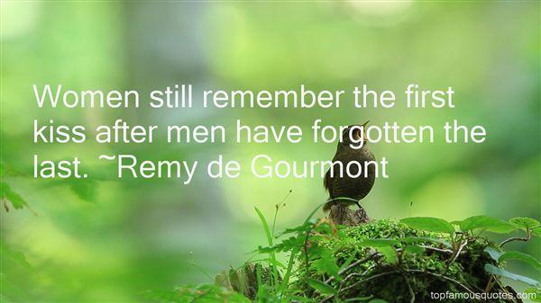 Remy De Gourmont Quotes