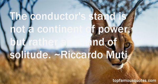 Riccardo Muti Quotes