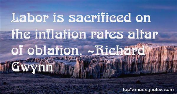 Richard Gwynn Quotes