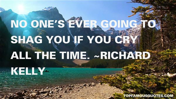Richard Kelly Quotes