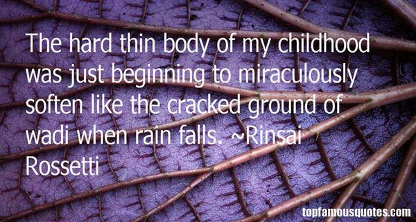 Rinsai Rossetti Quotes