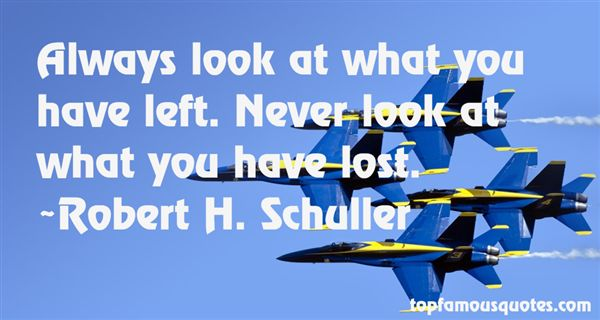 Robert H Schuller Quotes: Top Famous Quotes And Sayings By