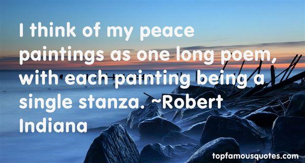 Robert Indiana Quotes