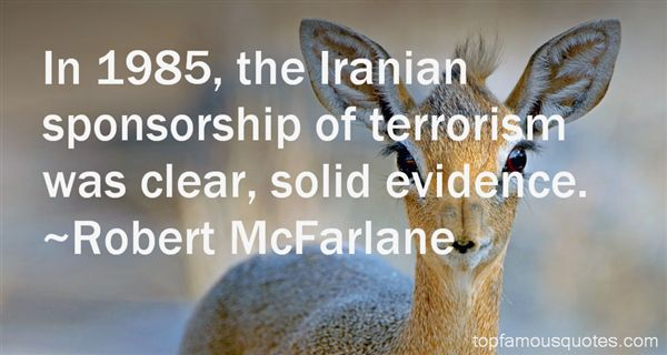 Robert McFarlane Quotes