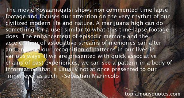 Sebastian Marincolo Quotes