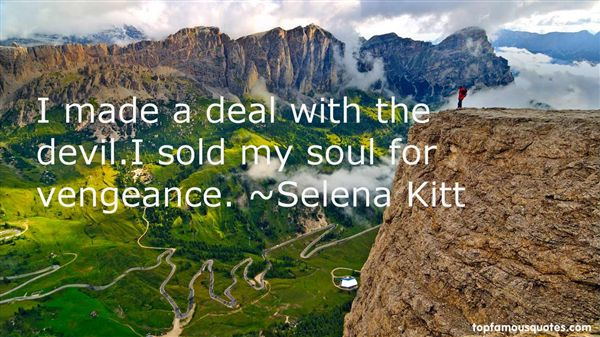 Selena Kitt Quotes
