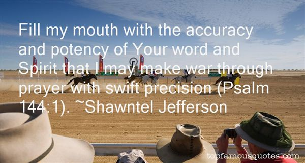 Shawntel Jefferson Quotes